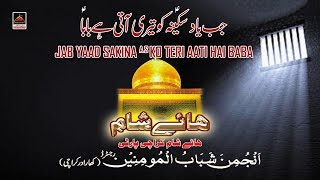 Noha - Jab Yaad Sakina (S.A) Ko Teri Ati Hai Baba (A.S) - Shab Ul Momineen (Karachi Party) - 2019