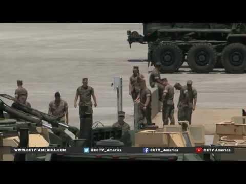 Okinawa residents push return of land used for U.S. military bases to island
