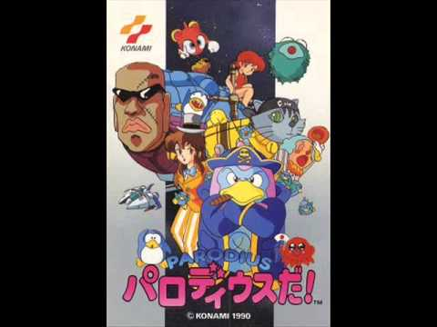 Parodius Music Collection - Aircraft Carrier