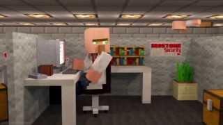 Офис жителей   Minecraft мультики,приколы!!!(, 2015-03-10T18:05:33.000Z)
