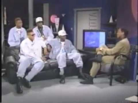 Jodeci's First Ever interview on VIDEO SOUL Pt 2
