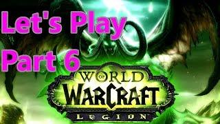 WoW Legion (Warlock 1-110) - Part 6 - Deadmines and Ragefire Chasm