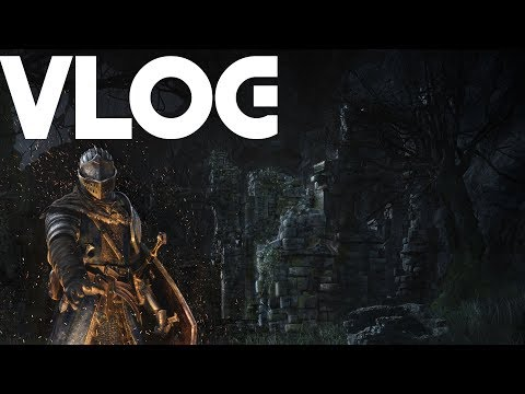 VLOG: Dark Souls Remastered & Channel Update