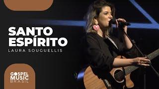 Laura Souguellis - Santo Espírito ao vivo na ADVEC