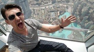 World's Tallest Tower Burj Khalifa In Dubai! Let's Go To The Sky!!!!!!!!