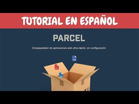 Parcel.js | Tutorial en ESPAÑOL [Módulos Javascript y SASS Automáticos] thumbnail