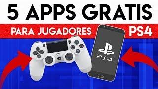 5 TRUCOS y NUEVAS APPS que TODO JUGADOR PS4 debe tener ¡YA! en el TELÉFONO CELULAR (TRUCOS PS4 2019)