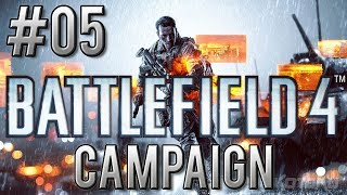 "Battlefield 4: Campaign - Ep. 5 ""BLOW THIS SHIT UP!"""