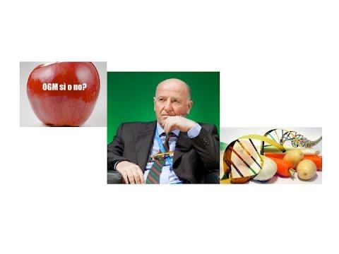 """Roberto DEFEZ """"OGM s, OGM no: Su quali basi un paese fa le sue scelte?"""""""