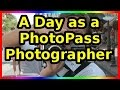 A Day as a Photo Pass Photographer at Magic Kingdom - Ep 55 Confessions of a Theme Park Worker