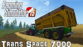 Farming Simulator 15 | Mod Showcase - Joskin Tran-Space 7000 Tipper!