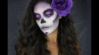 Día de los Muertos  Day of the Dead Makeup