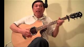 Hoa Trinh Nữ  - Guitar