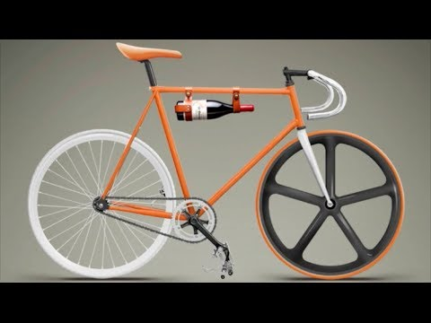 A Wine Rack For Every Bike Youtube