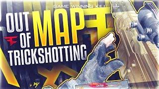 FaZe Replays: MW3 Out of Map Trickshotting! (5 SHOTS)