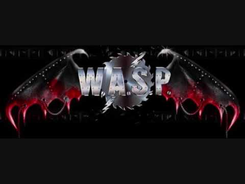 Paint it black- W.A.S.P