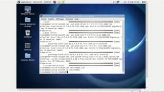 Installation de service BIND sous Linux Fedora 13 (Darija)