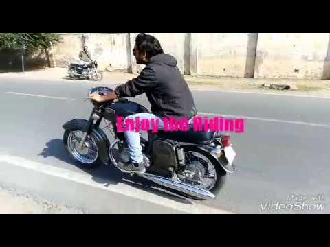 Yezdi 1975 Rare Restored vedio viral / Bike Point Customs Agra