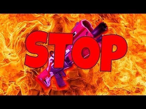 STOP DISRESPECTING THE TACTICAL SHOTGUN (FORTNITE BATTLE ROYALE)