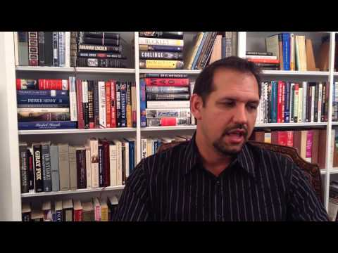 Interview with Abdu Murray about Islam and Christianity