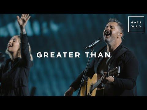 Greater Than | Live | Gateway Worship