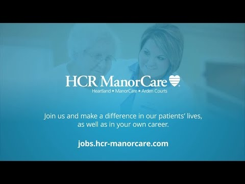 HCR ManorCare Careers Video