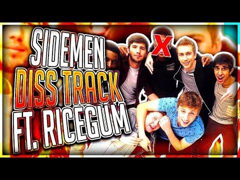 SIDEMEN DISS TRACK ft. KSI (W2S, Behzinga Roasted Me)