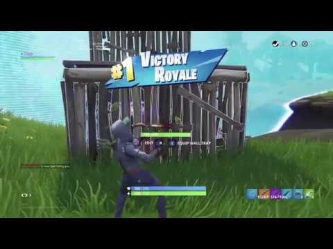 20 Kills Solo Fortnite Battle Royale (Xbox One X)