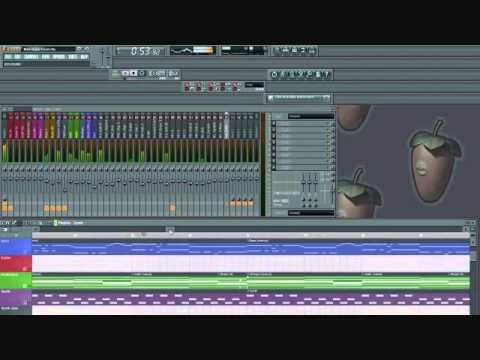 Nice Guys Instrumental FL Studio