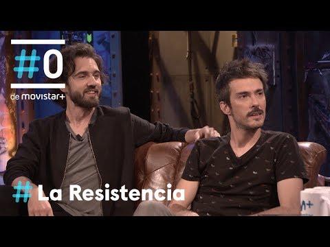 LA RESISTENCIA - Entrevista a Vetusta Morla   #LaResistencia 12.06.2018