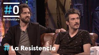 LA RESISTENCIA - Entrevista a Vetusta Morla | #LaResistencia 12.06.2018