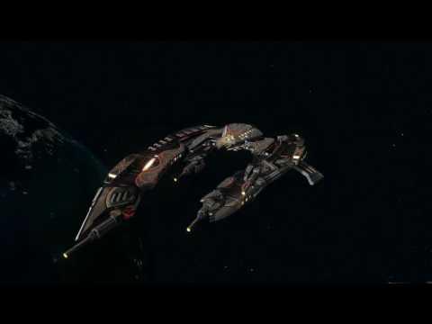 Star Trek Online - Breen Chel Boalg Warship T6 Ship Review (140k DPS)