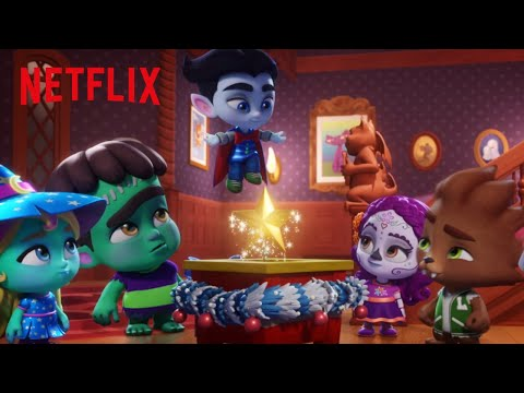 Special Delivery From Santa | Super Monsters and the Wish Star | Netflix