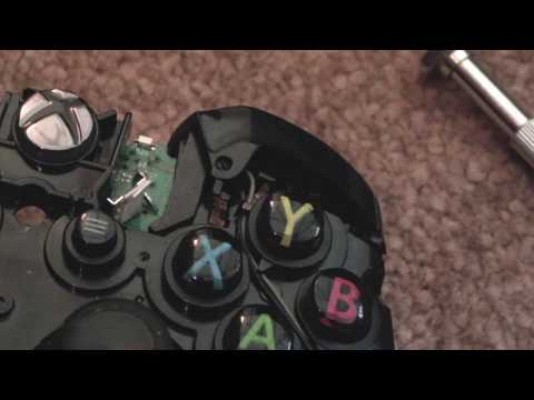 Microsoft XBOX One Controller RB / LB Button Repair (Again)