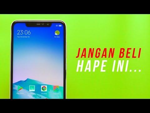 Review Xiaomi Redmi NOTCH 6 Pro