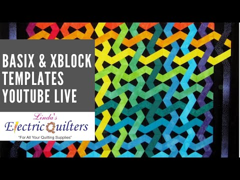 Easy Quilt Piecing - XBlock And BasiX Templates