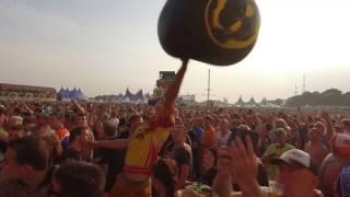 Zwarte Cross 2017: samen dansen op het slagveld