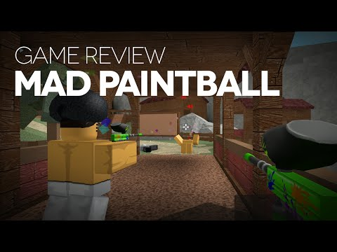 Mad Paintball 2 Instant Win