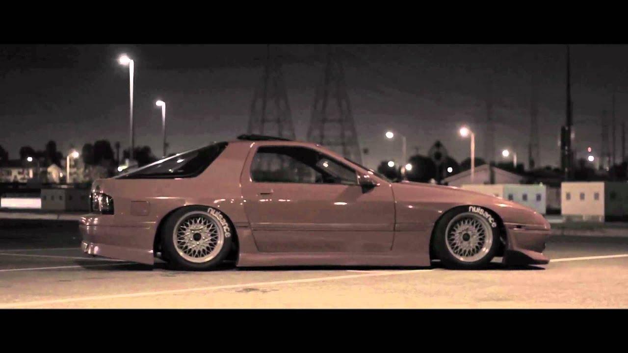 Mac Cruz 1987 Mazda Rx7 Fc Official Teaser 2 Youtube