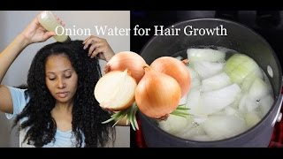 TRY ONION JUICE FOR AMAZING FAST HAIR GROWTH
