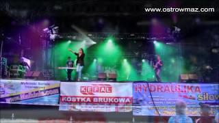 XV NNŚ: Koncert zespołu Dystans - Renata Dąbkowska (22.06.2014)