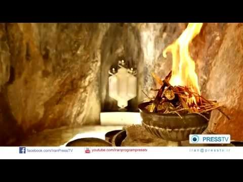 Iran Chack Chack Zoroastrians Fire Temple آتشكده چك چك زرتشتيان ايران