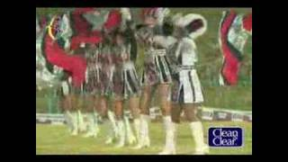 Drum Majorettes from South Africa