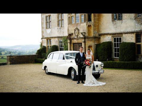 Ben & Jasmine // Wedding at Hamswell House, Bath