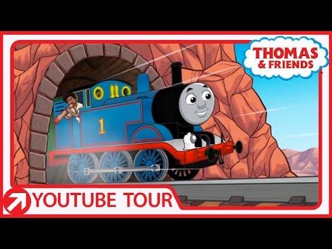 Thomas Crosses Australia | YouTube World Tour | Thomas & Friends