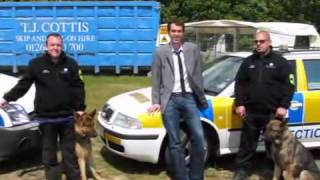 Blueline K9 Security Services Ltd