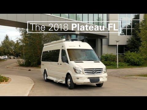 2018 Pleasure-Way Plateau FL Tour