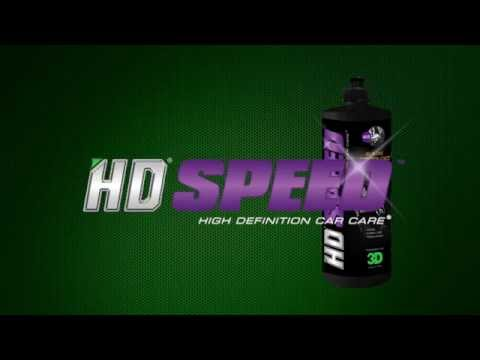 HD SPEED Light Purple All-in-one Spider Speed Pad & Polisher