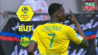 But Kalifa COULIBALY (49') / FC Nantes - Amiens SC (3-2)  (FCN-ASC)/ 2018-19