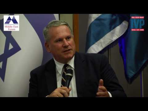 Richard Kemp - How Israel Can Achieve Victory